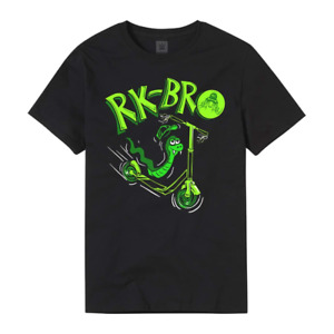 """WWE RK-Bro """"Scooter"""" Authentic T-Shirt *NEU* Official Shirt Randy Orton Riddle"""
