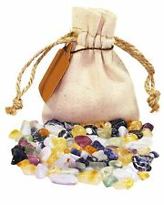 Self Confidence Power Pouch Healing Crystal Stones Set Tumbled Natural Gemstone