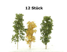 Jordan Modellbau N/H0: 12 Naturbäume, 6-8cm - NEU + OVP (JO 7C)