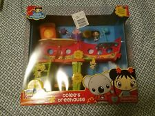 NEW NI HAO KAI-LAN TOLEE'S TREEHOUSE FISHER PRICE NICKELODEON SPECIAL PLACES