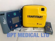 Philips HeartStart FR2+ AED Laerdal DEFIB AED Battery pads case perfect con