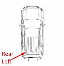 2007-2015 Suzuki Grand Vitara  Roof Rail Rack Cover Cap REAR LEFT
