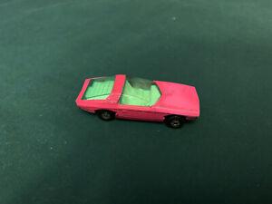 1971 Matchbox Superfast No 40 Vauxhall Guildsman Pink