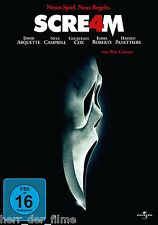 SCREAM 4 (David Arquette, Neve Campbell, Courteney Cox) NEU+OVP
