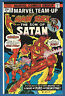 MARVEL TEAM-UP # 32 --1975 Marvel (fn-vf) Human Torch & Son Of Satan