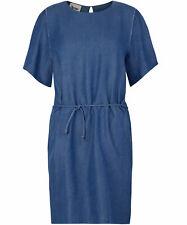Acne Damen Kleid Dress Gr.36 Moreau Denim Blau, 73621