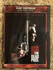 Dirty Harry In: The Dead Pool (DVD, 2001, Clint Eastwood Collection) Brand New!