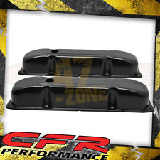 1958-88 Mopar Big Block 383-426-440 Steel Wedge Valve Covers - Black