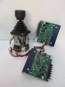 Genie 34419, JS5 Joystick Dual-Axis Controller
