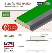 1 Hour Fire Rated Cavity Closer 50/ 75/ 100mm Cavities - 14.4m = 2.4m x 6 length