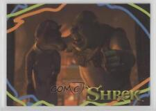 2001 Dart Shrek #12 Big Bad Wolf Non-Sports Card 0b0