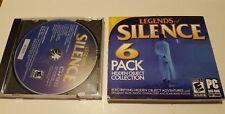 Legends Of Silence PC Games Windows 10 8 7 Vista XP Computer hidden object pack