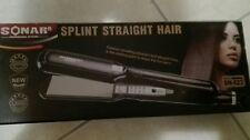 PIASTRA PER CAPELLI LISCI SONAR SN-823 SPLINT STRAIGHT HAIR CAVO GIREVOLE 360°