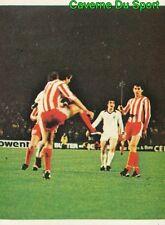 230 MONCHENGLADBACH Vs CRVENA ZVEZDA UEFA CUP STICKER FOOTBALL 1980 BENJAMIN NEW