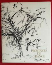 PROVINCES DE FRANCE  1971 Cie Française des Pétroles Victor de Metz Collectif