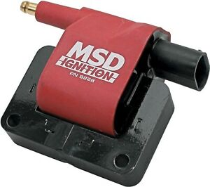 MSD 8228 Blaster Ignition Coil For 98-99 Dodge Durango 5.2L Jeep Car Model NEW