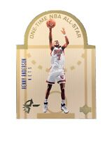 1993-94 Upper Deck SE East All Stars #E9 Kenny Anderson NJ Nets Die-Cut. (H21).