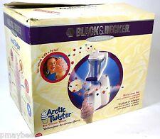 2 Quart Ice Cream Maker / Mixer - Black & Decker Ic200 Creates Soft Serve from