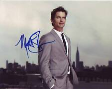 Matt Bomer Signed Autographed 8x10 White Collar Neal Caffrey Photograph