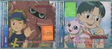 "DIGIMON TAMERS BEST TAMERS #6 GUARDROMON #7 MARINEANGEMON MUSIC CD""SAMPLE NEW"