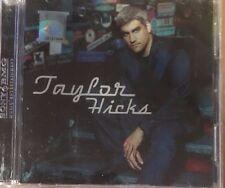 Taylor Hicks Australian CD Album VGC