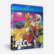 FLCL: The Complete Series - Classics (Blu-ray Disc, 2019)