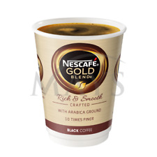 Nescafe &Go InCup Hot Drinks Sleeves of Refill Vending Cups Coffee Tea Chocolate