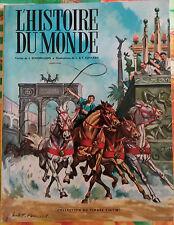L'Histoire du Monde 2 EO De la naisssance de Rome ... Funcken Chromos Tintin