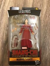 Marvel Legends Katy Shang Chi Ten Rings Exclusive NEW IN HAND
