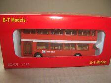 B T Models NAN004 N Gauge 1/148 Leyland Atlantean Bus Ribble NBC Blackpool