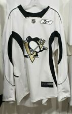 Pittsburgh Penguins #63 Collins Game Worn Training Camp Jersey Size 54