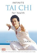 Infinite Tai Chi For Health DVD Jason Chan Gift IDEA OFFICIAL Exercise Guide NEW