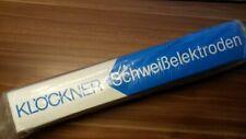 Klöckner Schweißelektroden Optima 5312 2,5x350 --  NEU
