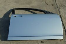 07-13 W221 MERCEDES S550 S600 S63 FRONT RIGHT PASSENGER DOOR SHELL SILVER #2