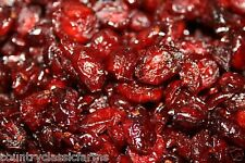 2 lb Premium Dried Fruit Sampler, Cherries Cranberries, Plums Grapes ALL NATURAL