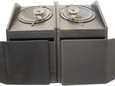Bose 4.2 Stereo Everywhere Speakers, vintage, bookshelf, good working condition