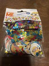 Despicable Me/Minion Confetti Decoration, New
