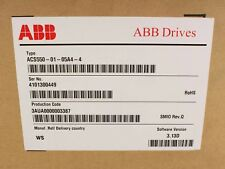 New ACS550-01-05A4-4 ABB Frequency Converter