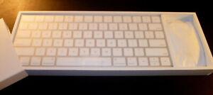 New! APPLE® Magic Mouse 2 + Magic Keyboard BUNDLE Wireless 2019 NIB *never used*