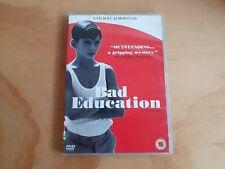 Bad Education Almodovar DVD