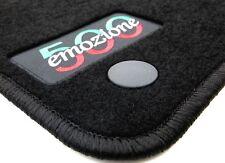passend für Fiat 500 Autofußmatten Autoteppiche Fußmatten ab Baujahr 2013 - Lsru