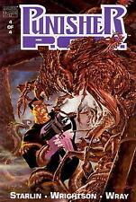 PUNISHER: P.O.V.   # 4 - COMIC - 1991 - 9.6