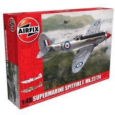 Airfix Supermarine Spitfire F Mk.22/24 (Scale 1:48) Aircraft Model Kit A06101A N