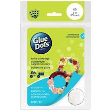 """Glue Dots XL dots 1"""" permanent"""