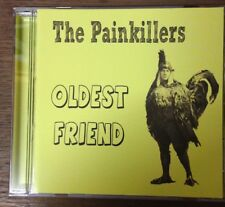 The Painkillers Oldest Friend Cd James Baker Stems Victims