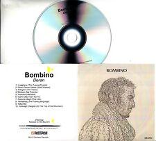 BOMBINO Deran 2018 UK 10-trk promo test CD