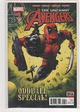 Uncanny Avengers #4 Cable Rogue Deadpool Captain America 9.6