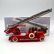 Atlas Dinky toys 32D Fire Engine Auto Echelle DE Pompiers Diecast Models