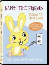 Happy Tree Friends Volume 1 First Blood