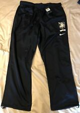 Nike Army Black Knights Black 2017 Sideline Fleece Performance Pants- Size 4XL